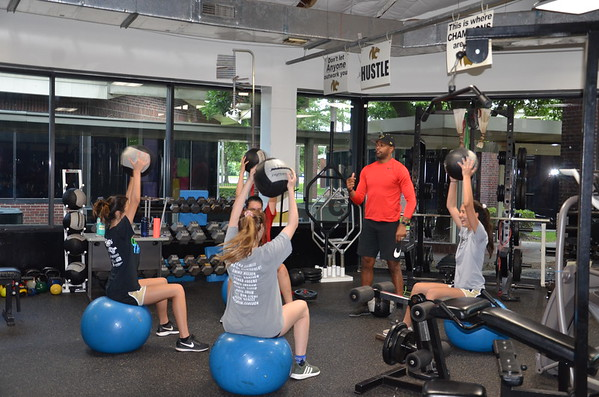 Strength & Conditioning - girls
