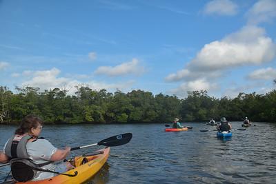 9AM Heart of Rookery Bay Kayak Tour - Rowan & Macauley
