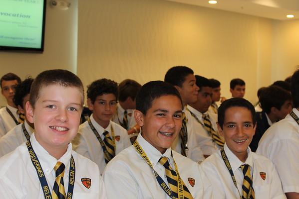 9th Grade Assembly