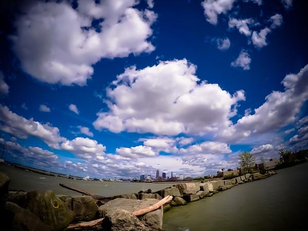 Lake Erie & Cleveland