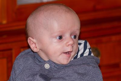 James age 8 Weeks
