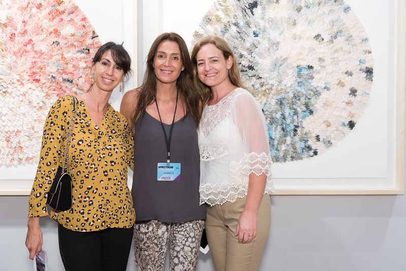 Cecilia Sibechi, Verónica González, Griselda Kuhn