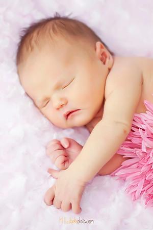 Baby Elise-4 days