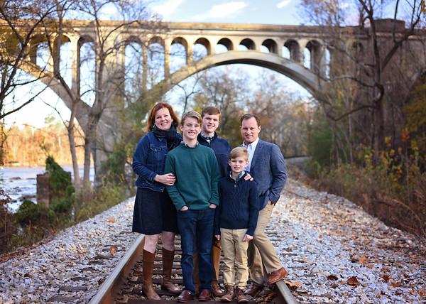 Williams, Joseph & Charlie  {family}