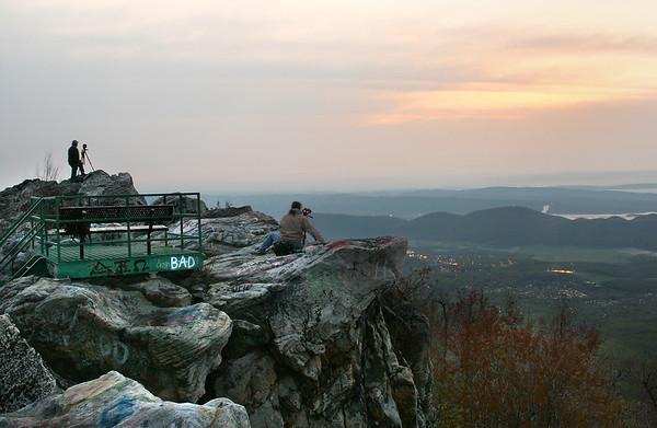 Maryland - Dan's Rock Overlook, Md