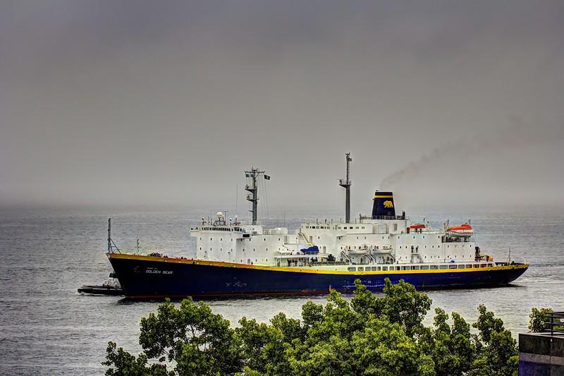 2017 - June, Training Ship Golden Bear
