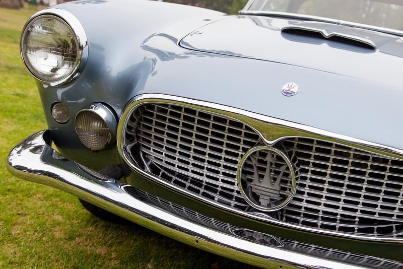 Joseph Duray's 1961 Maserati 3500GT