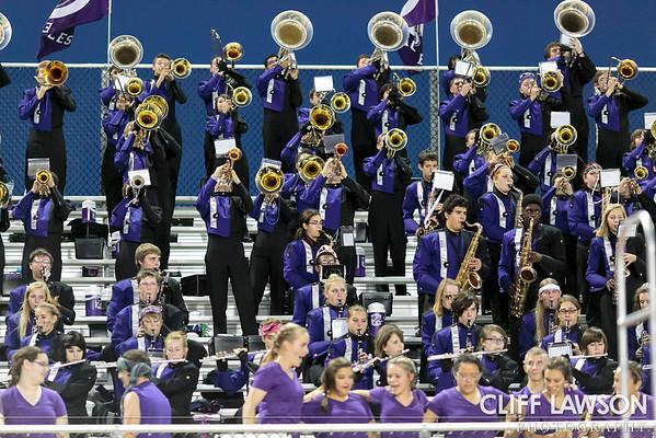 Canyon High Band vs Monahans