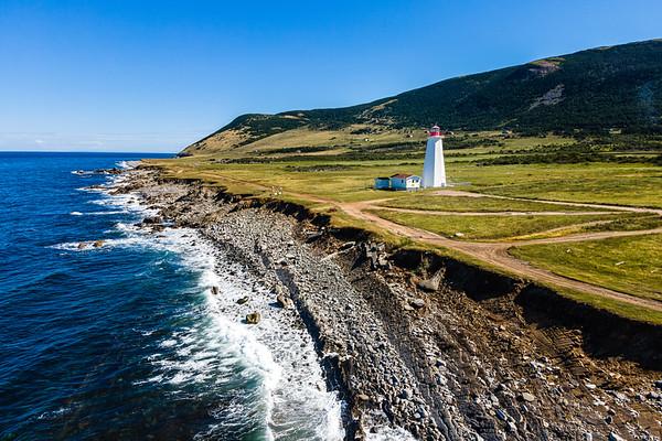 The Lighthouse Loop — Southwest Coast