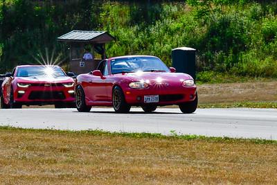 2020 SCCA July TNiA Pitt Race Interm Red Miata Conv