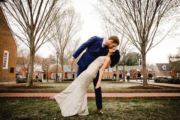 CJ & Jay {Wedding}