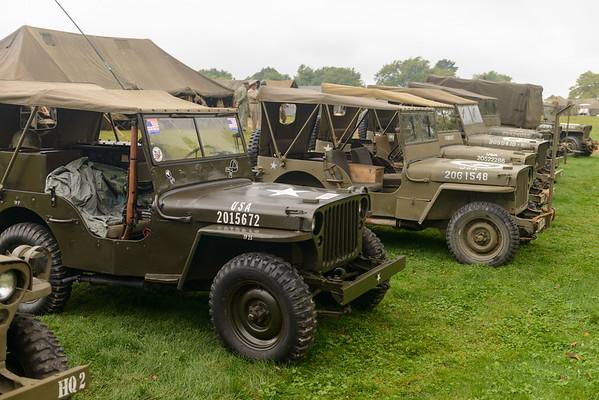 D-Day Reenactment - Conneaut, Ohio 2014