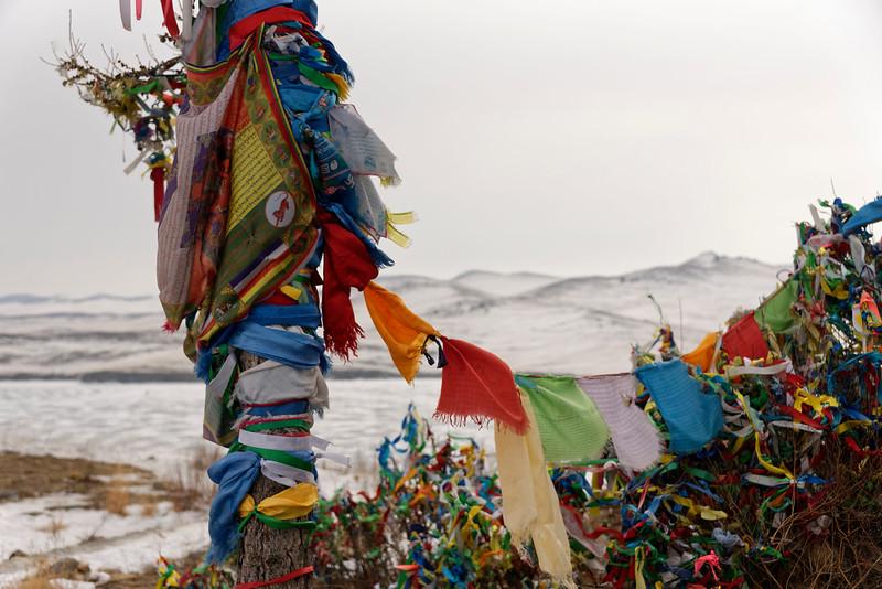 Ogoy Buddhist Temple, Lake Baikal
