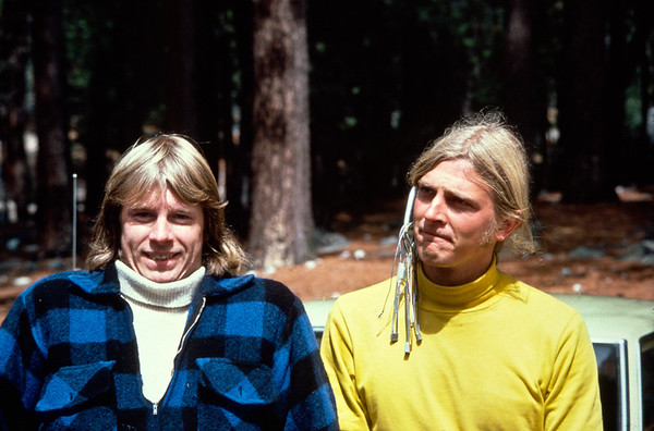 Rockclimbing Portraits 1970-2014