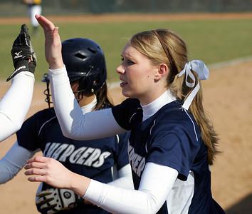 Charger Softball vs Spring Arbor