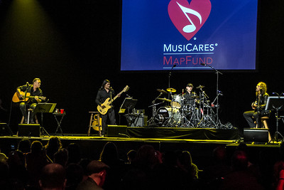 Metallica at MusiCares