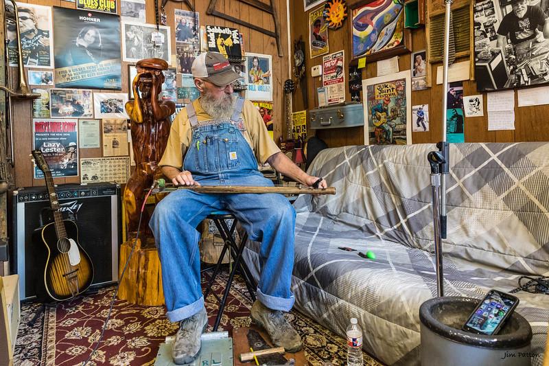 Deak's Mississippi Saxophones & Blues Emporium