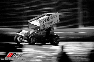 Williams Grove Speedway - Mitch  Smith Memorial - 7/7/17 - Chad Updegraff