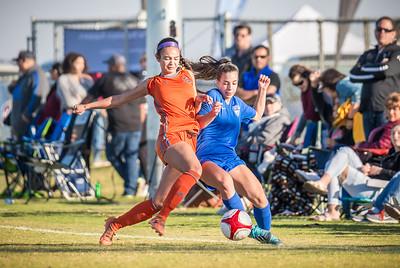 191124 - 03 Girls U17 - San Juan 03 ECNL @ Pleasanton Rage 02 ECNL