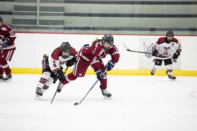 12/13/18: Girls' Varsity Hockey v Tabor