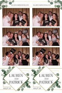 2021-03-27 Lauren+Patrick