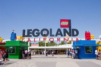 Legoland and Wild Animal Kingdom