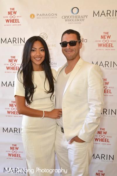 Lorena and Erick Fraga