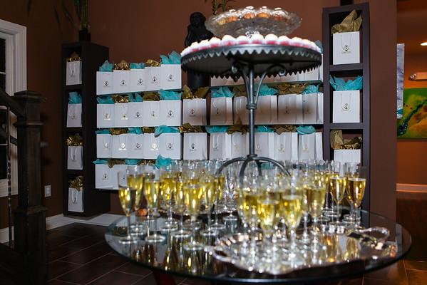 OM Spa Cocktail Reception