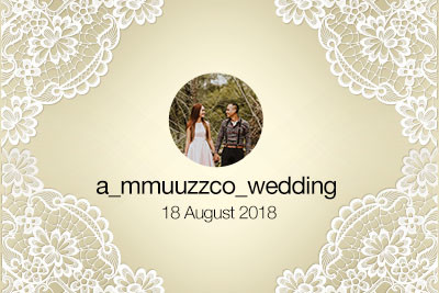 A Mmuuzzco Wedding