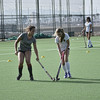 U18 hockey training