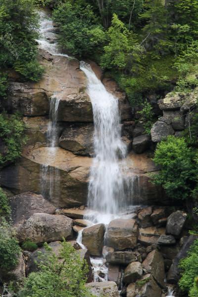 Amazing Waterfalls in Alaska