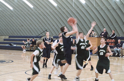 Second Annual Laker Grade School Basketball Invitational
