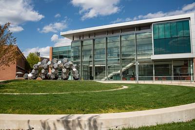 57076 Sculptures on Campus 4-30-21