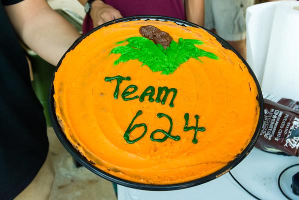 Halloween Food Drive and Demo 10-31-16
