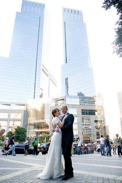 Joel and Gini Richards Wedding