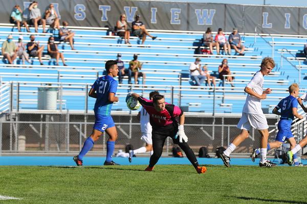Boys Varsity Soccer vs Prior Lake