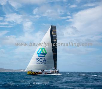 AMBERSAIL - Under Sail