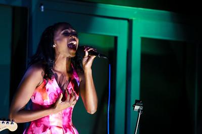 Dominique Stewart's Album Release Party - It's Love