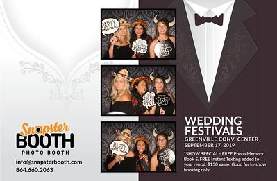 Wedding Festivals 2019 - 091719