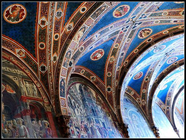 Siena - Complesso Santa Maria della Scala