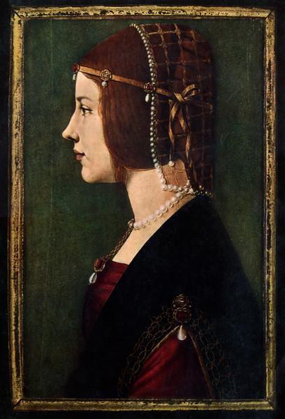 Weibliche Portraits