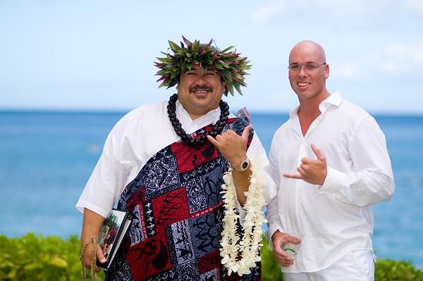 Maui Hawaii Wedding Photography for Bowers 08.08.08