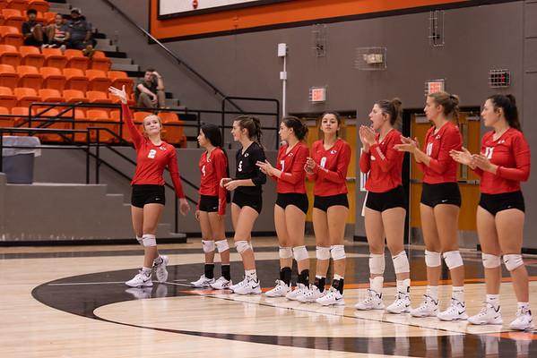 Ingram Varsity Volleyball @ Llano