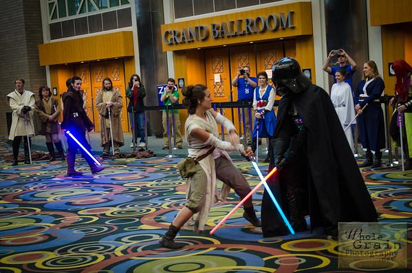 SL Comic Con FanX 2016