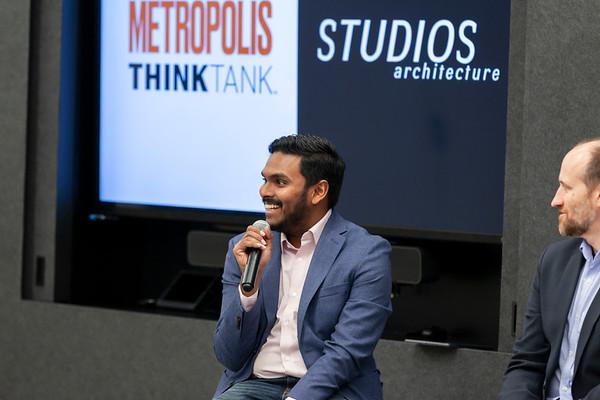 Metropolis Think Tank / San Francisco 12/5/19