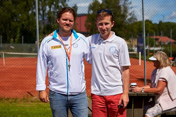 Jotun Sommercup 2016, Sandefjord TK 12.7.16