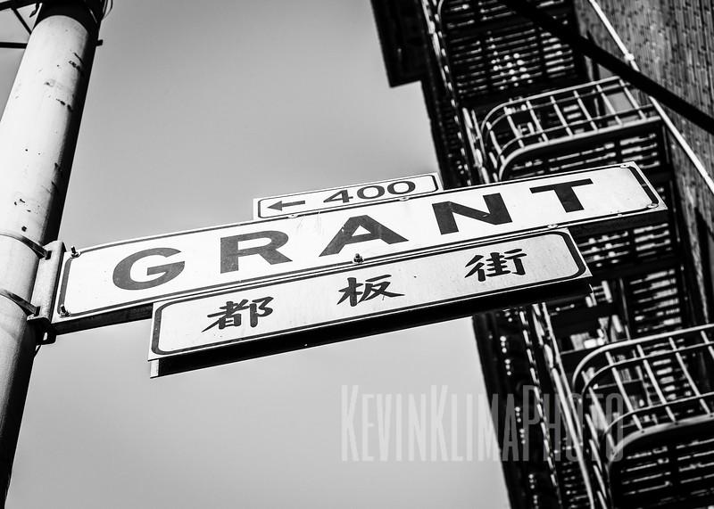 Grant - Chinatown