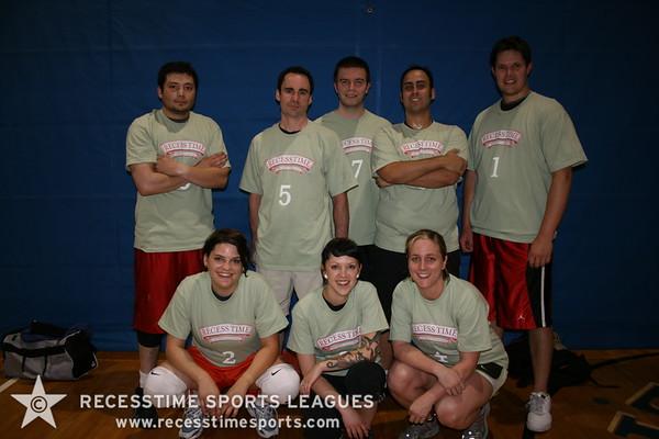 Summer Dodgeball 2008