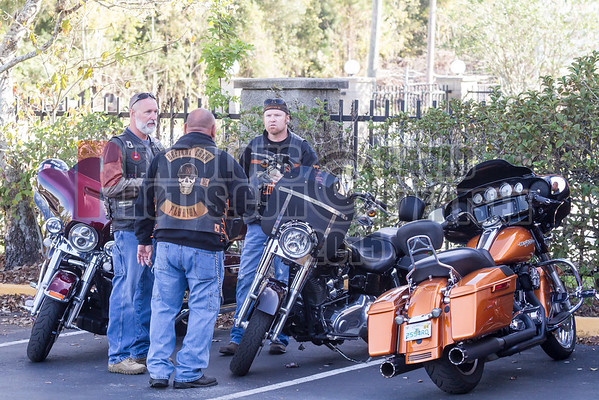 Conway Cafe Autism Ride - 2015