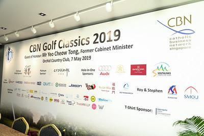 CBN Golf Classics 2019